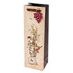 Bicycle Wine Gift Bag