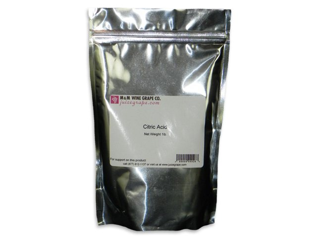 Acid, Citric 1lb