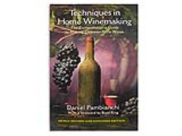 Book, Techniques in Home Winemaking