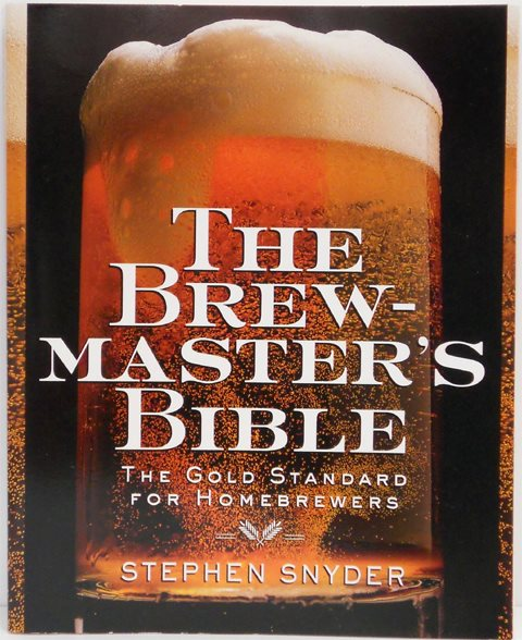 Book, The Brewmasters Bible