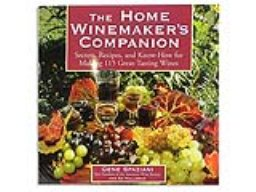 Book, The Home Winemaker