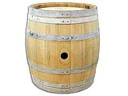Barrel, Hungarian Oak, 80LTR (22gal)