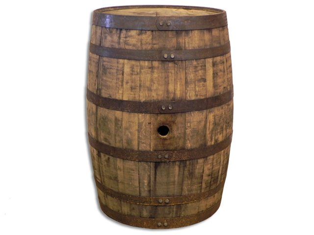 Barrel,  Whiskey, 53gal, Used