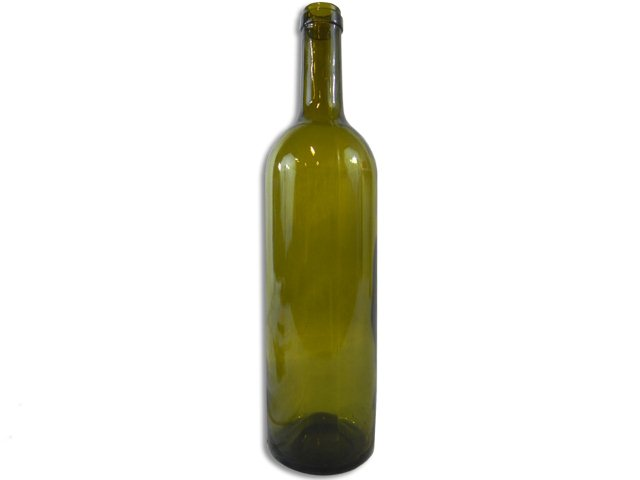 Bottles, Bordeaux, CWA 017, Antique Green, 750ml, 12ct