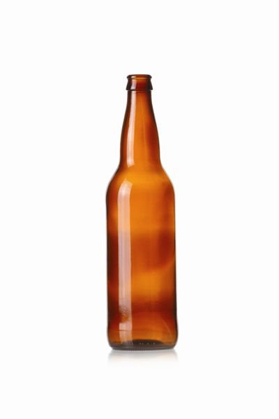 Bottles, Beer, 22oz., Amber, 12ct.