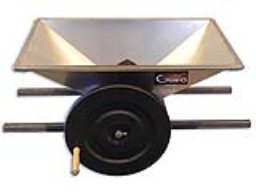 Crusher, Manual, Stainless Steel-PGI