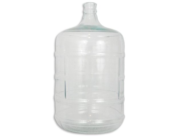 Carboy, Glass, 5gal