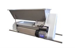 Crusher-Destemmer, Electric, Stainless Steel