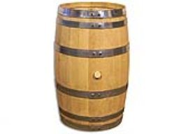 Barrel, American Oak, 15 Gal (used)