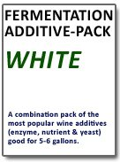 Fermentation Add-Pack (White)