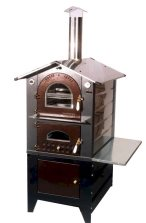 Pizza Oven - Gemignani Wood Fire Oven G90 Inox