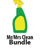 Mr/Mrs Clean Bundle