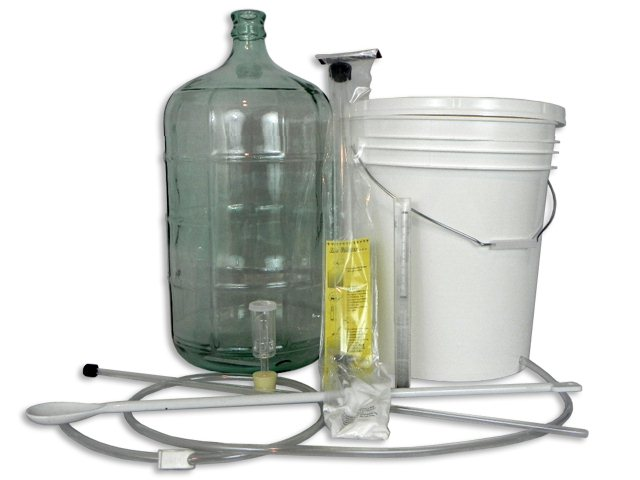 Starter Kit w/ 23L (6 Gallon) Carboy