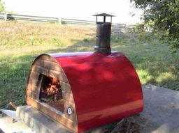 Maximus, Mobile Pizza Oven