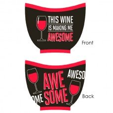 Wine Glass Sleeve, Awesome