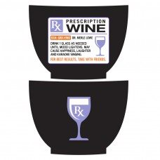 Wine Glass Sleeve, RX Wine