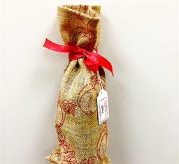 Wine Bottle Bag, Pumpkin
