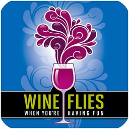Coaster, Wine Flies