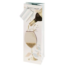 Wine Gift Bag, Congratulations