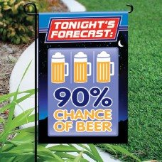 Garden Flag, Chance of Beer