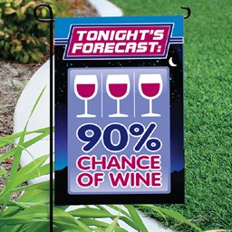 Garden Flag, Chance of Wine