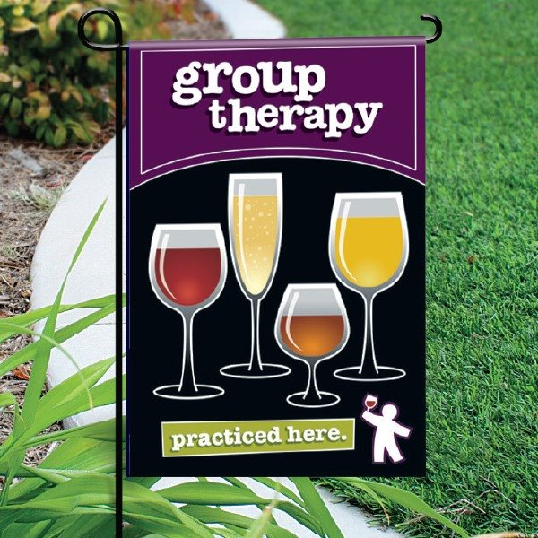 Garden Flag, Group Therapy