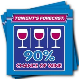 Napkins, Chance of Wine