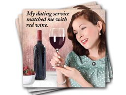 Napkins, My Dating Service