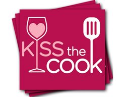 Napkins, Kiss The Cook