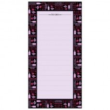 Magnetic Notepad, Wine Culture
