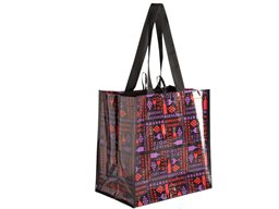 Shopping Bag - Reusable - Wine Culture