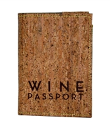 Wine Passport, Cork Cover