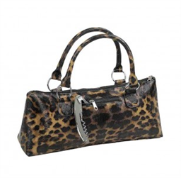 Insulated Clutch, Jaguar Safari