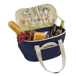 Navy Countryside Cooler