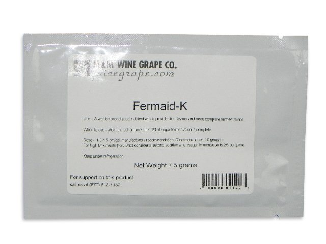 Fermaid-K, convenience pack