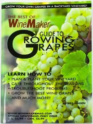 Book, Guide to Growing Grapes
