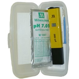 PH Meter, pH600-BOX, Milwaukee