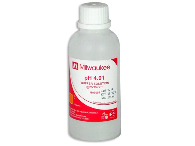 PH Solution, Buffer, 4.01 220ml