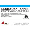 Tannin, Fruit Enhancer FRESH, 1L