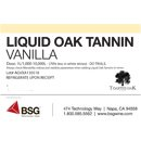 Tannin, Vanilla, 30ml