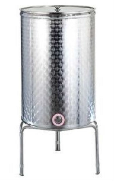 Sansone, Variable Capacity (VC), Stainless Tank, 100L