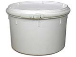 USED - Pail, Fermenting, 12 Gal w/ locking lid