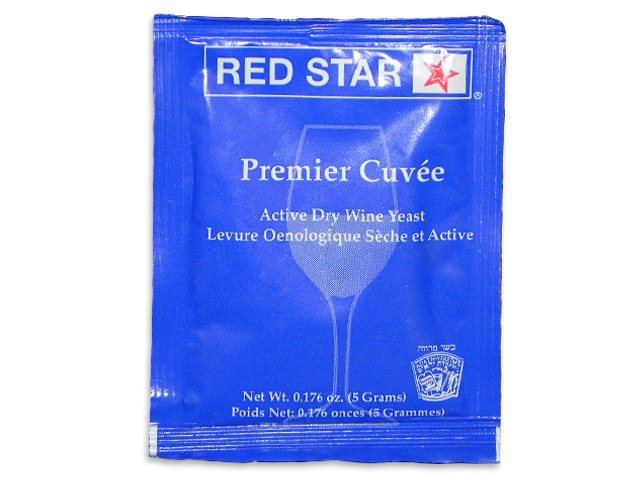 Yeast, Premier Cuvee, Red Star (500g)