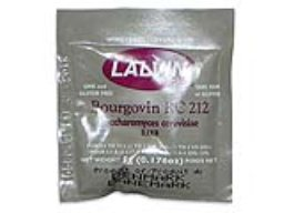 Yeast, RC 212 Lalvin, convenience pack